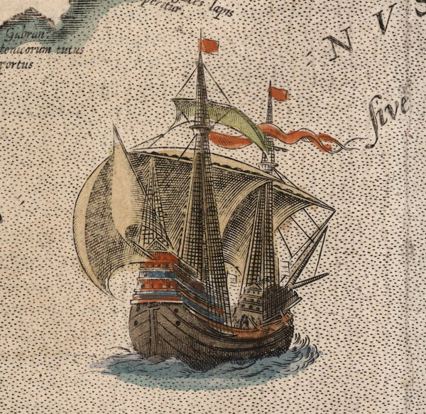 map detail ship