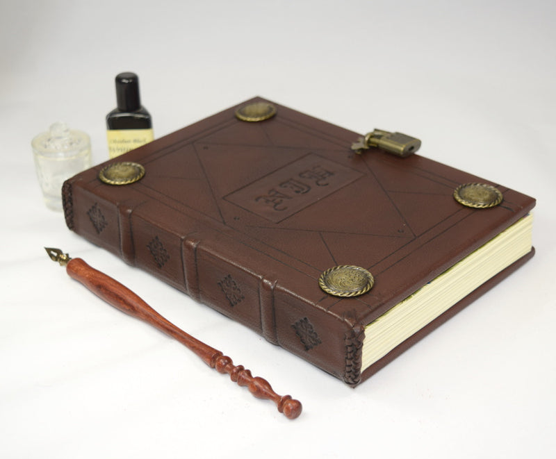 Handmade Medieval Journal Gift Set