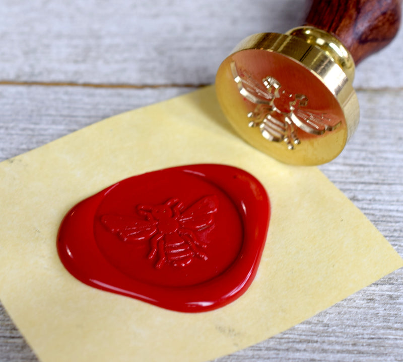 bumblebee wax seal stamp