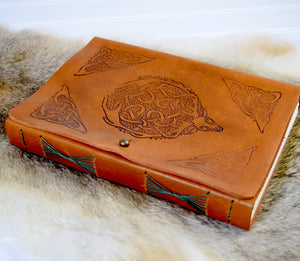 Cernunnos stag journal front cover