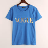 Vogue T-Shirt - Bougie Dame
