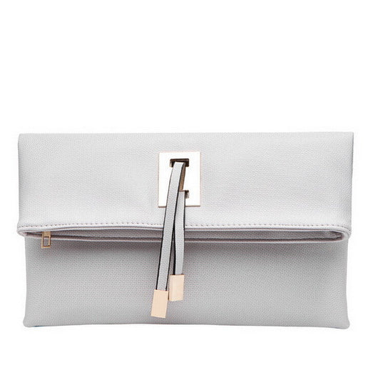 New Summer Arrival Fold Over Day Clutch - Bougie Dame