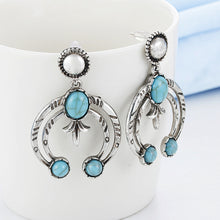Boho Cherokee Drop Earrings