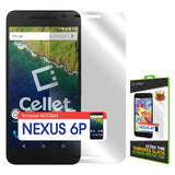 Cellet Premium Tempered Glass Screen Protector for Google Nexus 6P (0.3mm) - Mobile Accessories USA