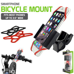 Cellet Universal Bicycle & Motorcycle Holder Mount for Smartphones, GPS and More - Mobile Accessories USA