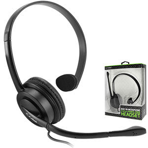 Cellet Universal Premium Mono 3.5mm Hands-Free Headset with Boom Microphone and Inline Control - Mobile Accessories USA