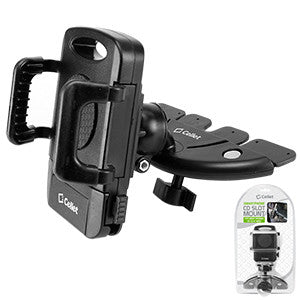 Cellet CD Slot Phone Holder Mount for Smartphones (Up to 4 Inches Wide) - Mobile Accessories USA