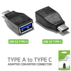 Cellet USB Type-A to USB Type-C Adapter Converter Connector - Mobile Accessories USA