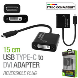 Cellet 4K USB Type-C (USB-C) to DVI Adapter - Mobile Accessories USA