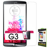 Cellet Premium 9H Tempered Glass Screen Protector for LG G3 (0.3mm) - Mobile Accessories USA