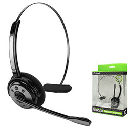 Cellet Wireless Bluetooth Headset with Boom Microphone - Mobile Accessories USA