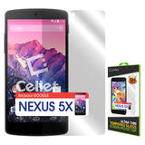 Cellet Premium Tempered Glass Screen Protector for Google Nexus 5X (0.3mm) - Mobile Accessories USA