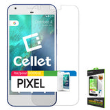 Cellet Premium Tempered Glass Screen Protector for Google Pixel (0.3mm) - Mobile Accessories USA