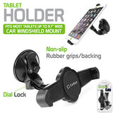 Cellet Windshield Tablet Holder with Extra Large Suction Cup - Mobile Accessories USA