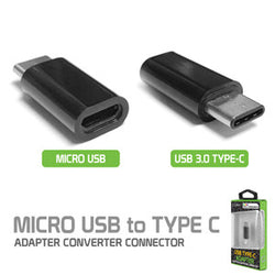 Cellet Micro USB to USB Type-C Adapter Converter Connector - Mobile Accessories USA