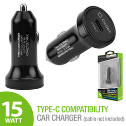 Cellet High Powered 3 Amp USB Type-C Car Charger Adapter for LG G5, Nexus 5X, Nexus 6P, Nokia Lumia 950/950 XL, OnePlus 2, Samsung Galaxy Note 7 - Mobile Accessories USA