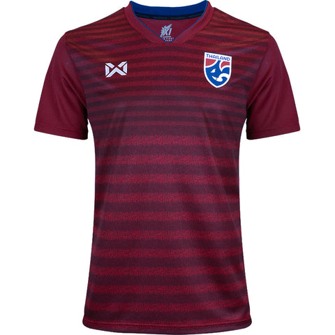 Thailand National Team Cheer Jersey 2019 - Red - thaifutbol