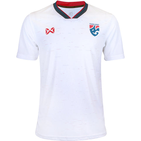Thailand National Team Cheer Jersey 2019 - White - thaifutbol