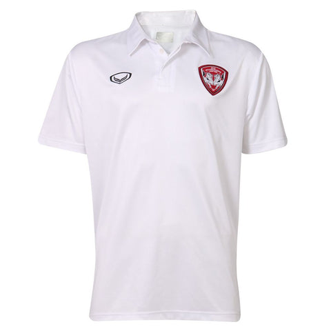 Muangthong United Polo - White - thaifutbol