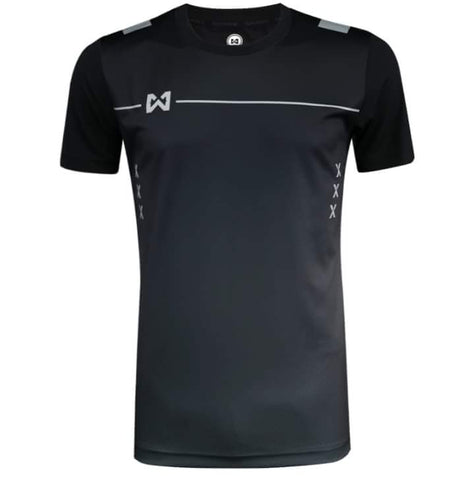 Warrix Triple-X Jersey - Black - thaifutbol