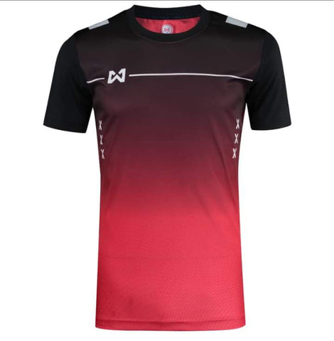 Warrix Triple-X Jersey - Red - thaifutbol
