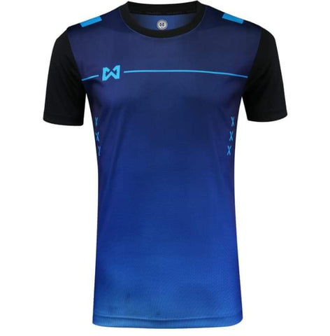 Warrix Triple-X Jersey - Blue - thaifutbol