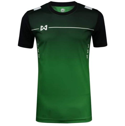 Warrix Triple-X Jersey - Green - thaifutbol