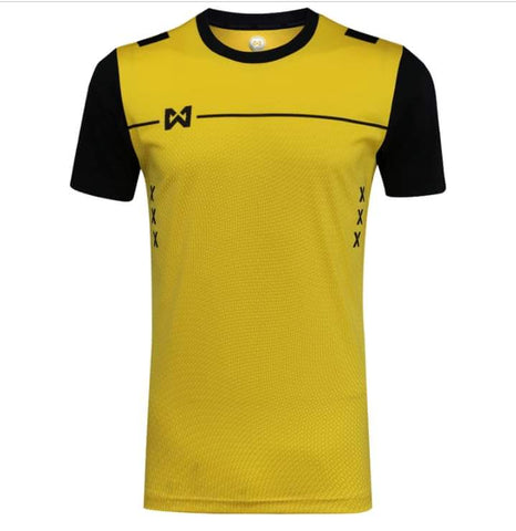 Warrix Triple-X Jersey - Yellow - thaifutbol