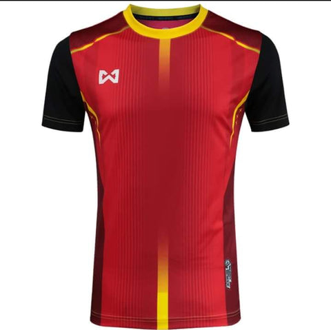 Warrix Raya Jersey - Red - thaifutbol