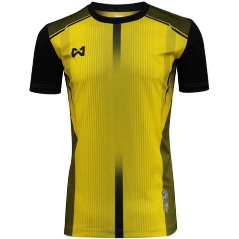 Warrix Raya Jersey - Yellow - thaifutbol