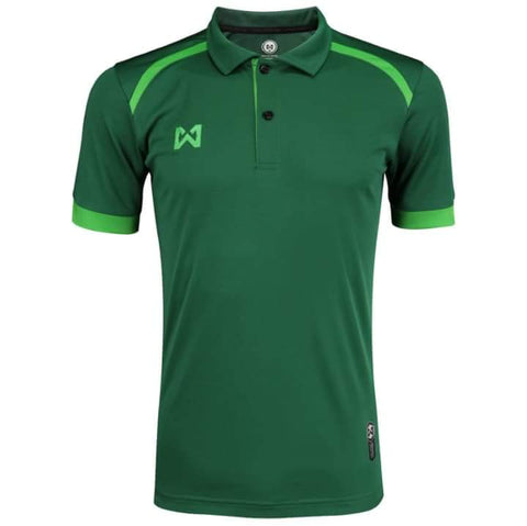 Warrix Prisca Polo - Green - thaifutbol