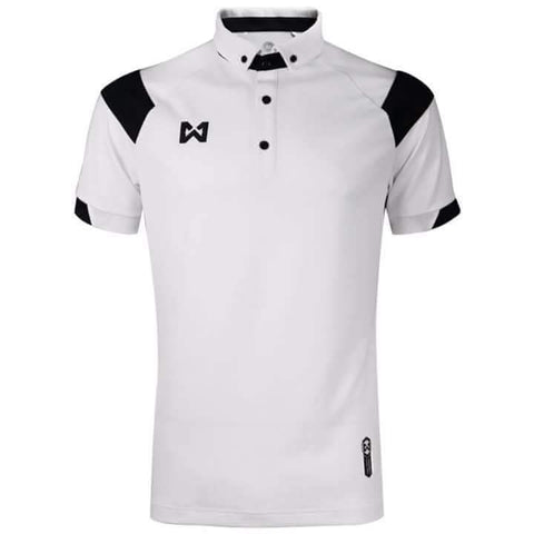 Warrix Fausta Polo - White - thaifutbol