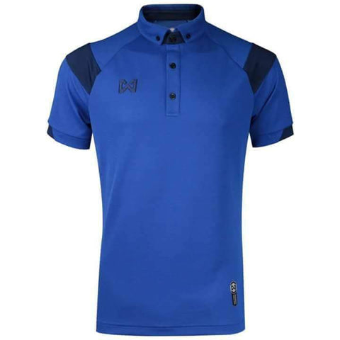 Warrix Fausta Polo - Blue - thaifutbol