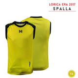 Warrix  Spalla Sleeveless Shirts - Yellow - thaifutbol