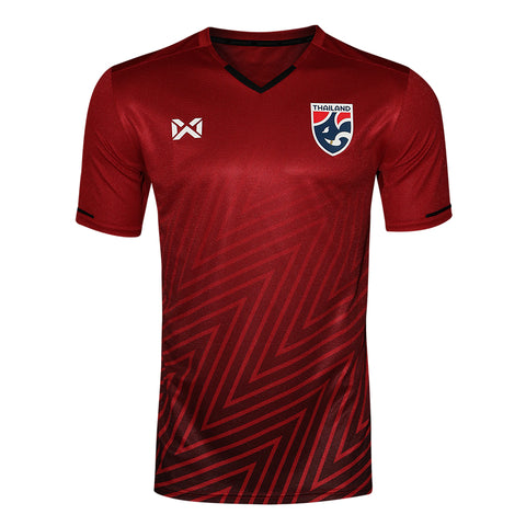 [SALE] Thailand National Team Cheer Jersey 2018 (Genesis) - Red - thaifutbol