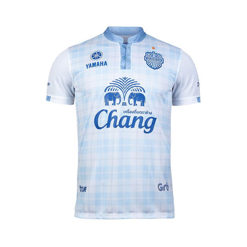 Buriram United 2019 Away Kit - White - thaifutbol