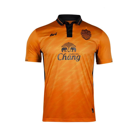Buriram United 2019 AFC Away Kit - Orange - thaifutbol