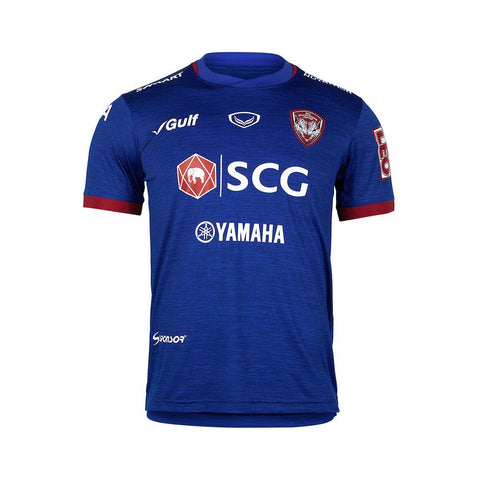 Muangthong United Third Kit 2019 - Blue - thaifutbol