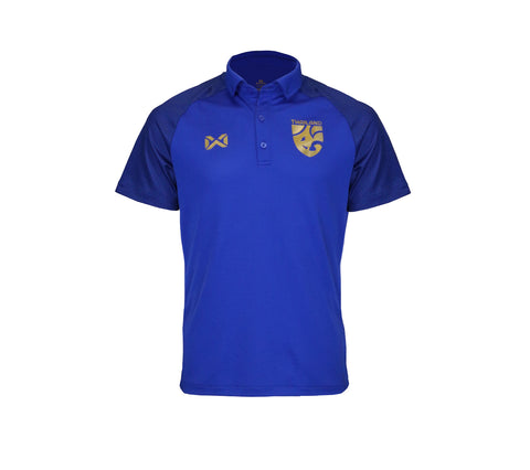 Thailand National Team Polo 2018 (Limited Edition) - Blue - thaifutbol