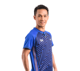 [SALE] Thailand National Soccer Team Home Jersey 2018 - Blue - thaifutbol