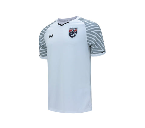 Thailand National Team Cheer Jersey 2018 - White - thaifutbol