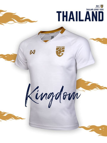 Thailand National Team Cheer Jersey 2020 - White