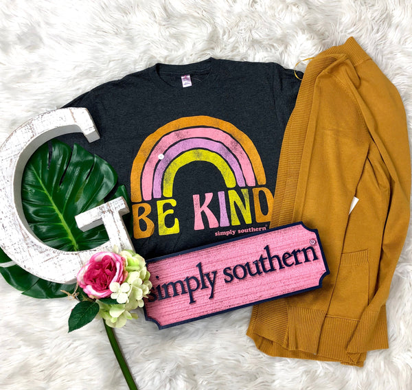 BE KIND Simply Southern T-Shirt