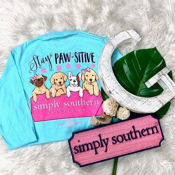Stay Paw-sitive