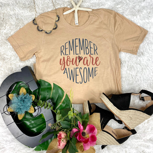 You Are Awesome TShirt