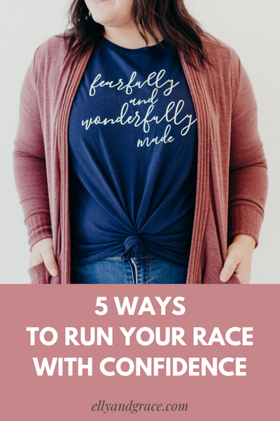 Say Goodbye to Comparison! 5 Ways to Run Your Race with Confidence