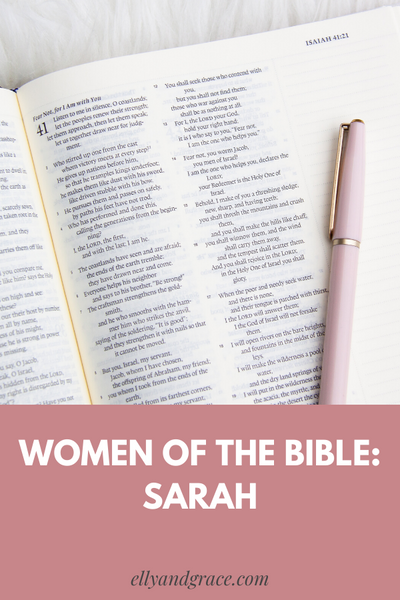 Women of the Bible - Sarah