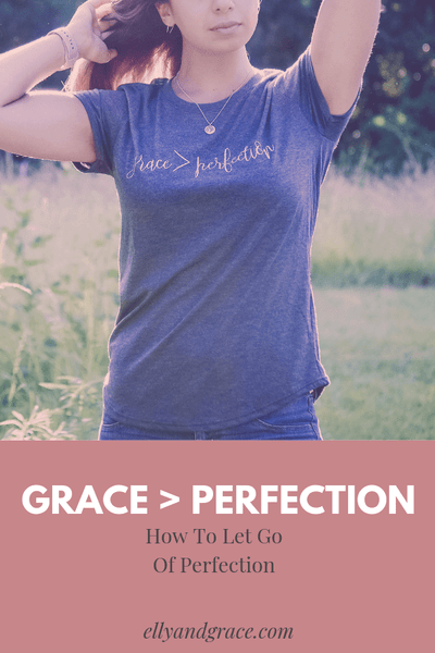 Grace > Perfection