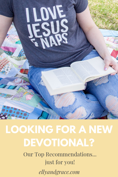 Looking for a New Devotional? Our Top Recommendations..just for you!