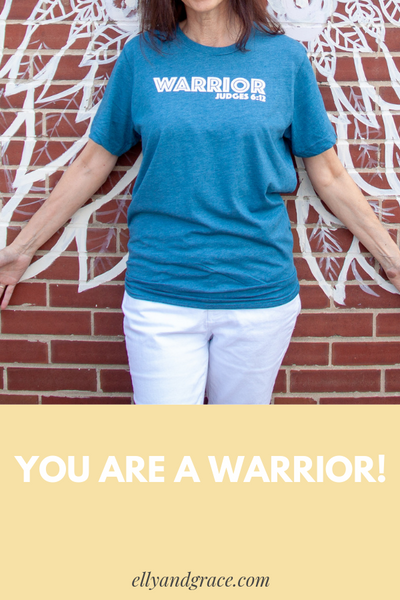You Are a Warrior!